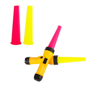 Snap-in wands available for the WorkSafe torches